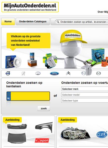 Online webwinkel maken: MAO