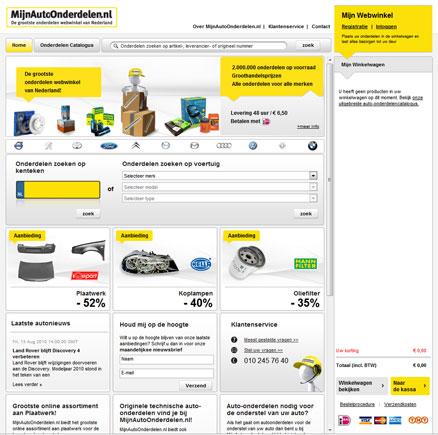 MAO: Professionele webshop beginnen (rotterdam)