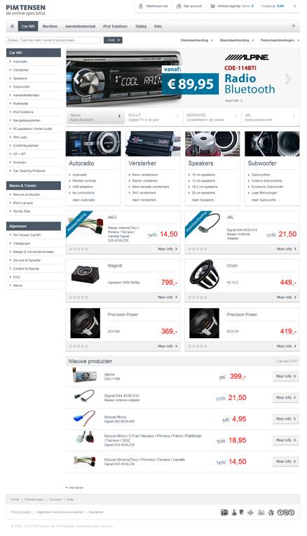 PT: Online webshop maken